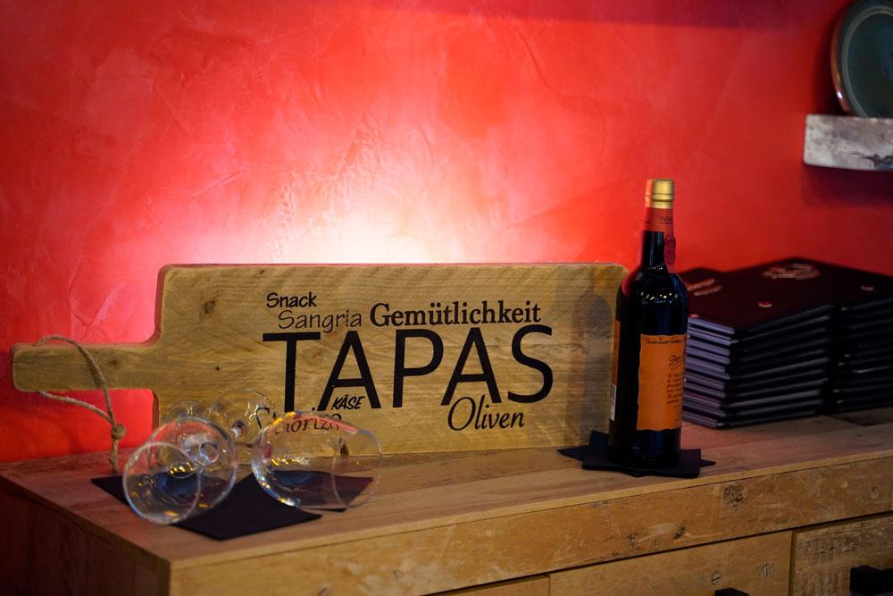 gemütliches spanisches Restaurant   Tappas essen in Sankt Augustin