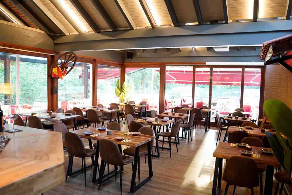 Tapas Bar Sankt Augustin   rustikales Ambiente